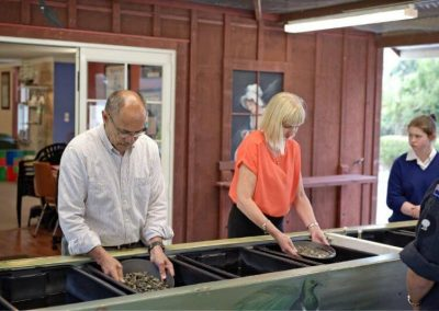 sir jerry and lady janine panning at ross info